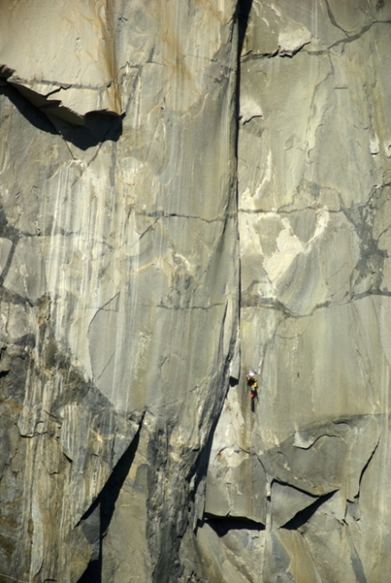 Great White Circle SE Face of El Capitan
