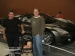 Me, my grandson Thomas, and my son Tom at the Phoenix Car show in 2007